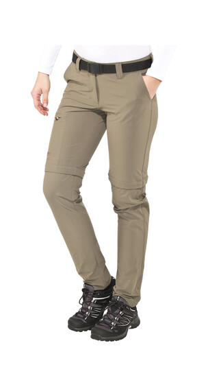Maier Sports Inara Slim lange broek bruin